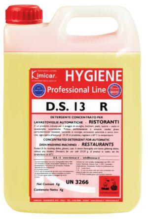 DS 13R kanister