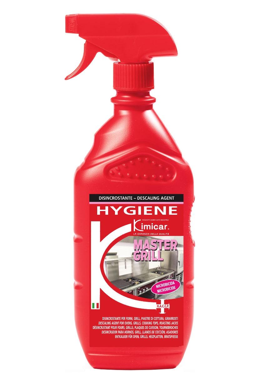 Hygiene Master grill flaschen