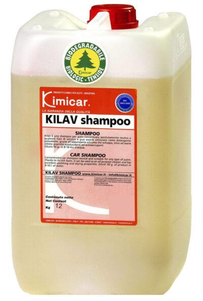 Kilav shampoo 12kg