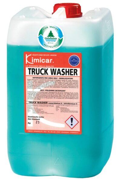 Truck washer