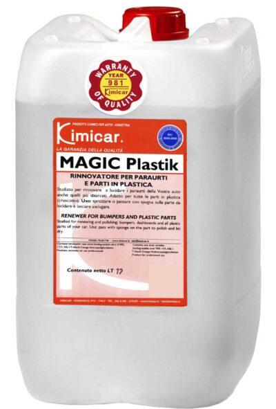 Magic plastik 12kg