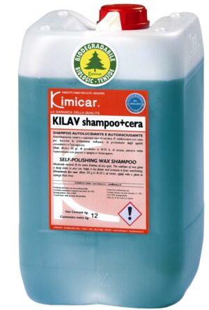 Kilav shampoo cera 12kg