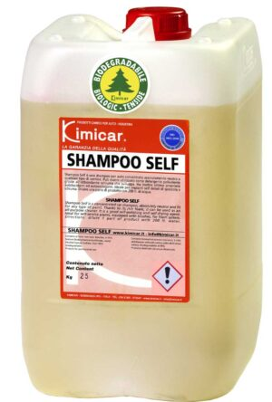Shampoo self 25kg