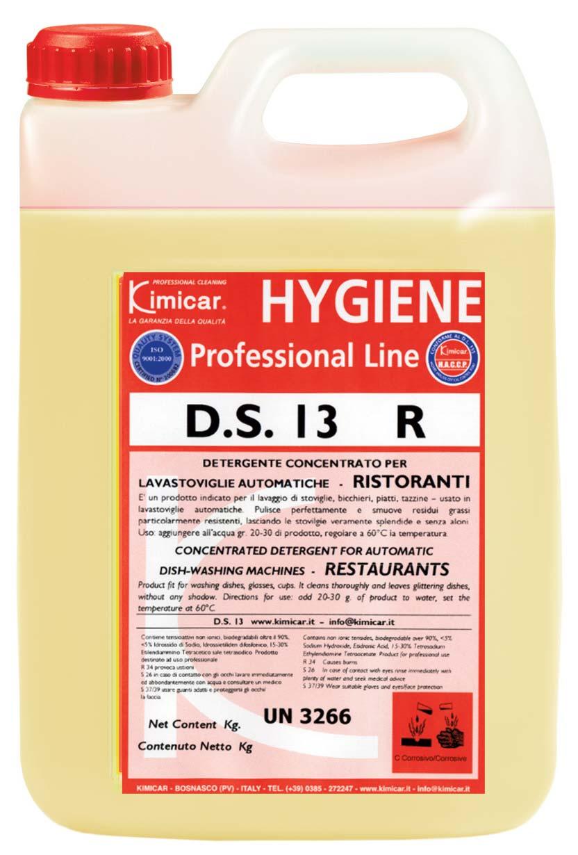 DS 13 R kanister