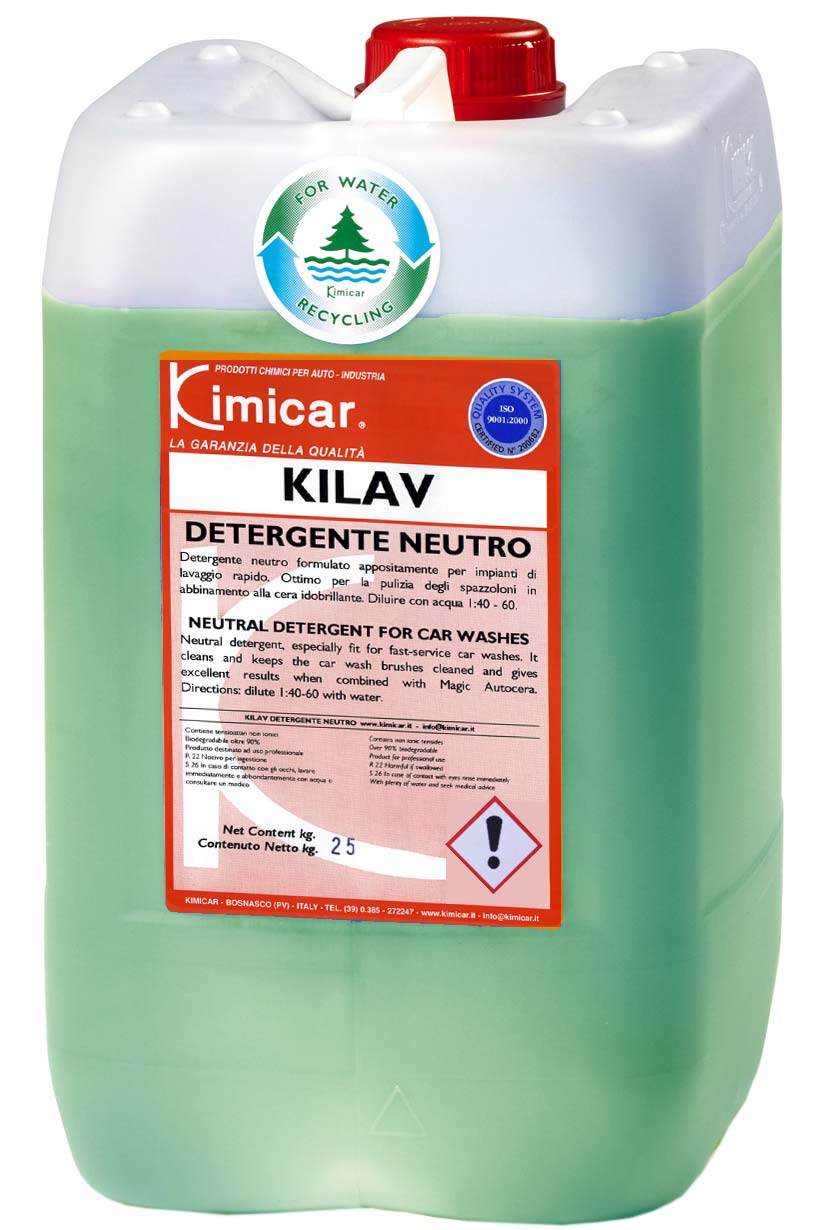 Kilav detergente neutro