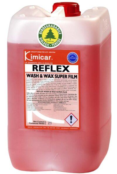 Reflex wash & wax