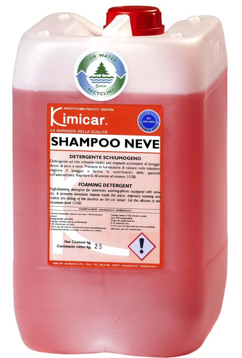 Shampoo neve
