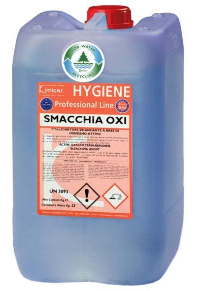 Smacchia oxi kanister